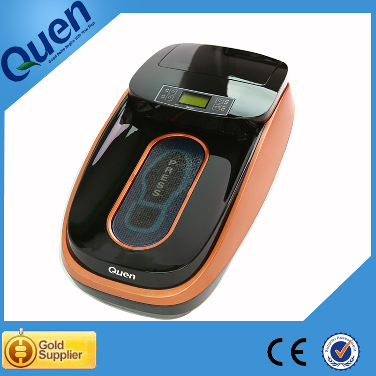 Clean Step Automatic Intelligent Shoe Cover Dispenser Machine for Cosmetic Factory