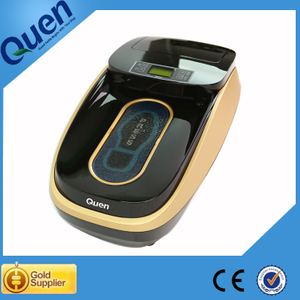 Quen Automatic Shoe Wrapping Machine for Factory Use